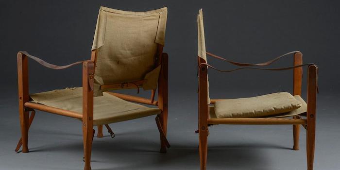 Spara pengar på äldre designmöbler