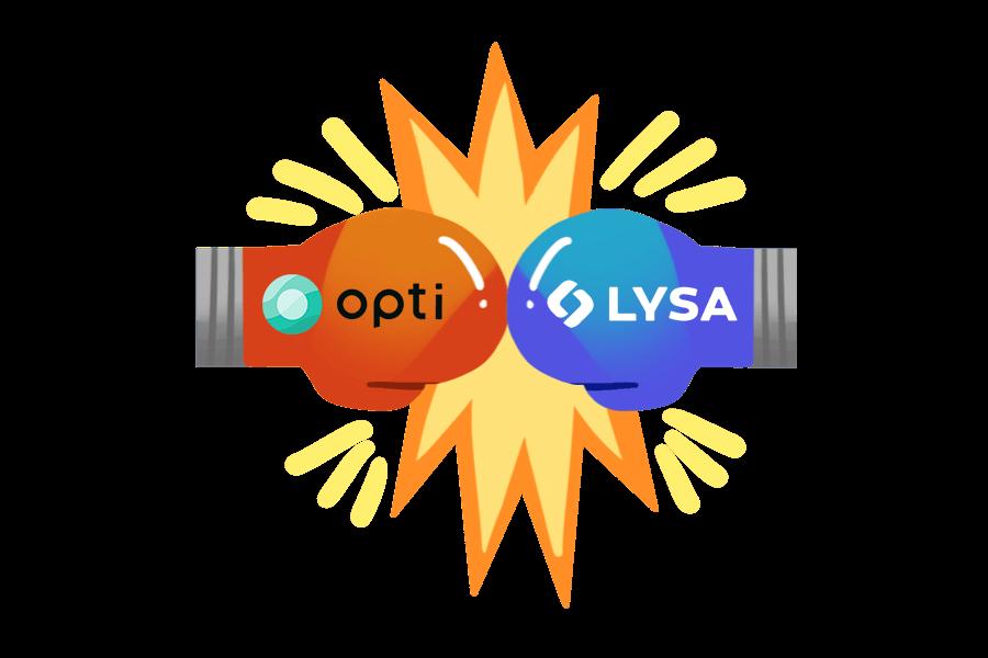 Opti eller Lysa - vilken fondrobot är bäst?